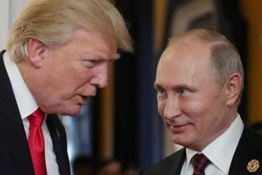 Trump, Putin speak after Russian slams collusion probe