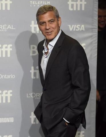 "George Clooney will be executive producer for the eight-episode ""Watergate."""