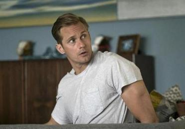 "Alexander Skarsgård in ""Big Little Lies."""