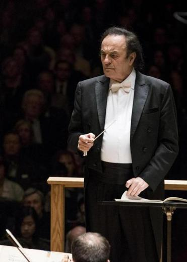 Charles Dutoit was a frequent guest conductor for the Boston Symphony Orchestra.