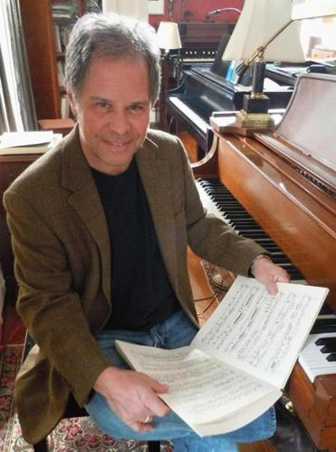Piano faculty member Mark Goodman.