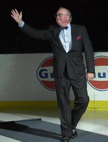 As general manager, Mr. Torrey built New York Islanders teams that won the Stanley Cup four consecutive seasons.