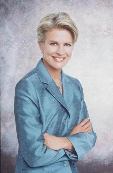 """Murphy Brown"" star Candice Bergen in 1998, the year the original series left the air."
