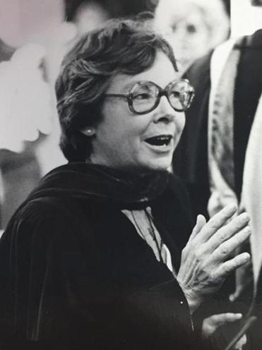 Dr. Rose was a prominent advocate for women who aspired to teach history