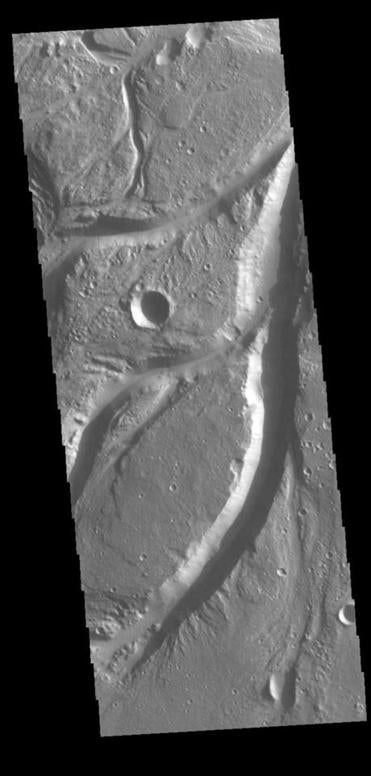 Another view of Osuga Valles.