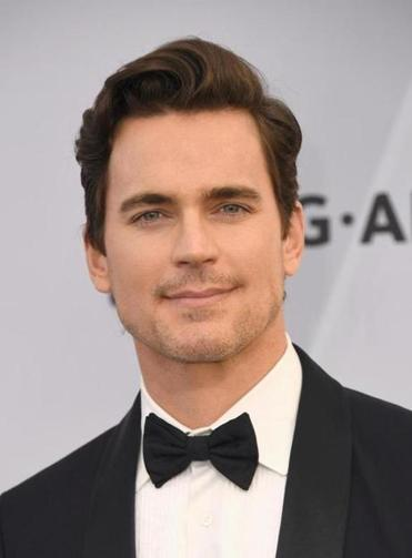 LOS ANGELES, CA - JANUARY 27: Matt Bomer attends the 25th Annual Screen Actors Guild Awards at The Shrine Auditorium on January 27, 2019 in Los Angeles, California. (Photo by Frazer Harrison/Getty Images)