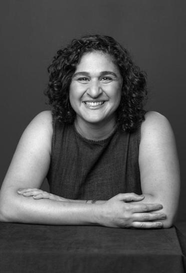 "Samin Nosrat, cookbook writer and host of ""Salt Fat Acid Heat"""