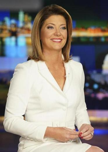 "New ""CBS Evevning News"" anchor Norah O'Donnell."