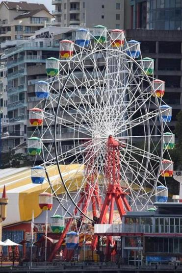 Top of the Ferris Wheel is celebrated one day a year, on Aug. 1.