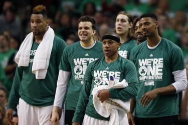 Summer is a bonding time for Celtics coaches and players 58280f04082042108f6fc1da3efe97b4-58280f04082042108f6fc1da3efe97b4-0