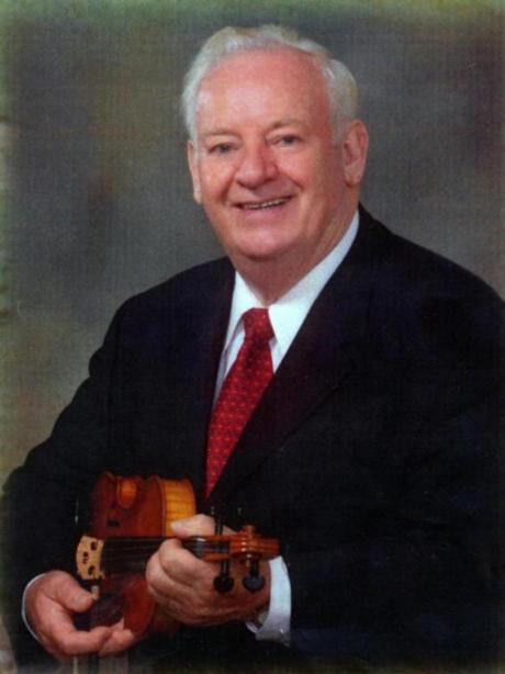 Larry Reynolds was a 10-year-old boy in County Galway, Ireland, when he got his first fiddle.