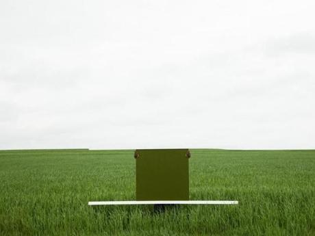 """Barella & Landscape #3, Osbourne, Kansas"""