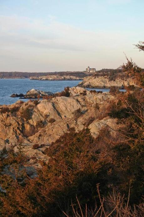 Jamestown has plenty of coastal scenery, open spaces, and sweeping vistas.