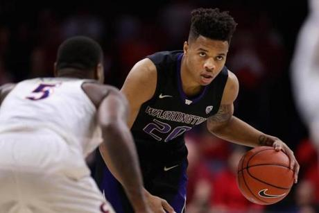 Markelle Fultz played one season at Washington.
