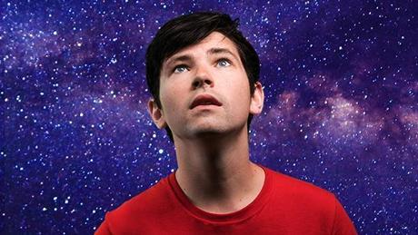"Elliott Purcell stars in SpeakEasy Stage's ""The Curious Incident of the Dog in the Night-Time."""