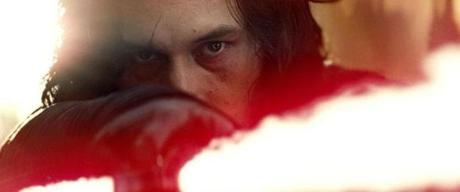 Kylo Ren (Adam Driver) in the 2017 film STAR WARS: THE LAST JEDI, directed by Rian Johnson. Photo: Film Frames Industrial Light & Magic/Lucasfilm ©2017 Lucasfilm Ltd. All Rights Reserved.