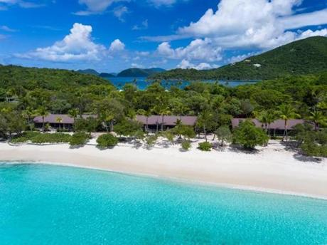 -- Caneel Bay Resort 2016 -- St John ( Credit: Caneel Bay Resort )