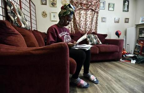 Chrisleen Herard, 17, was admitted to her dream school, Howard University, but the financial aid package has left her scrambling to figure out how, and even if, she could afford to attend.