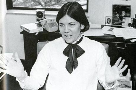 Warren in 1986 at The University of Texas School of Law.