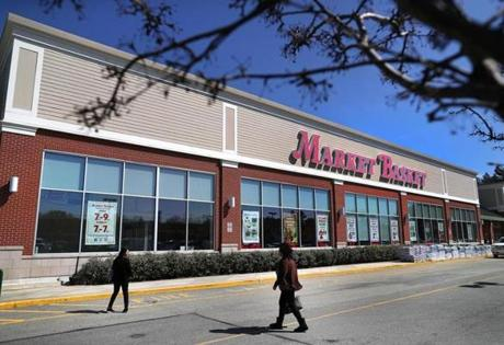 A ghost was reportedly seen near the frozen peas at this Wilmington Market Basket.