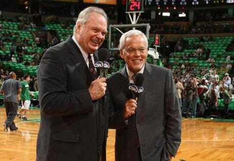 Heinsohn and Gorman in 2010.
