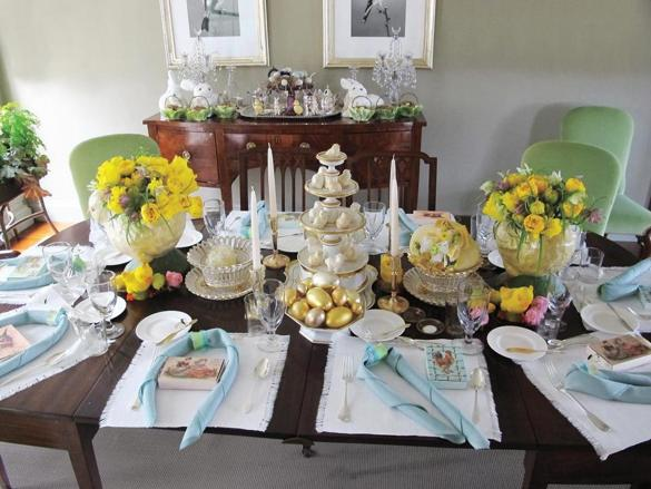 Martha stewart offers easter decorating tips arts the