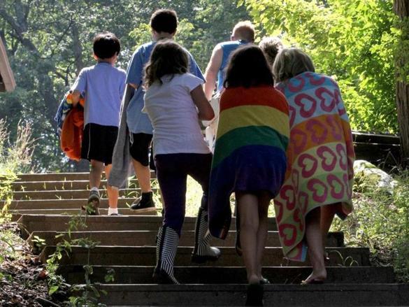 gay gym orgy