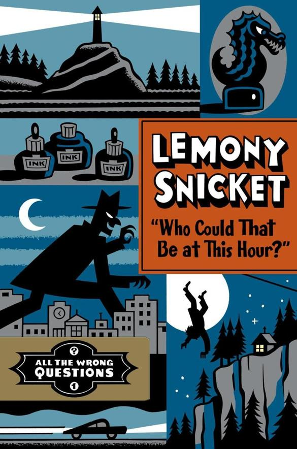 book review of lemony snicket