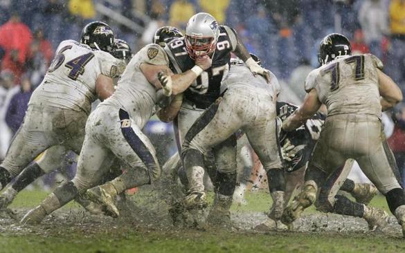 Mud games. 2004-g11a
