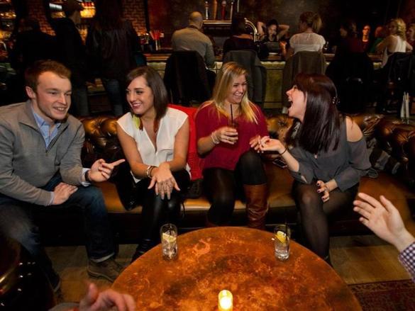 Speed Dating In Boston Singles Sonsie August 18