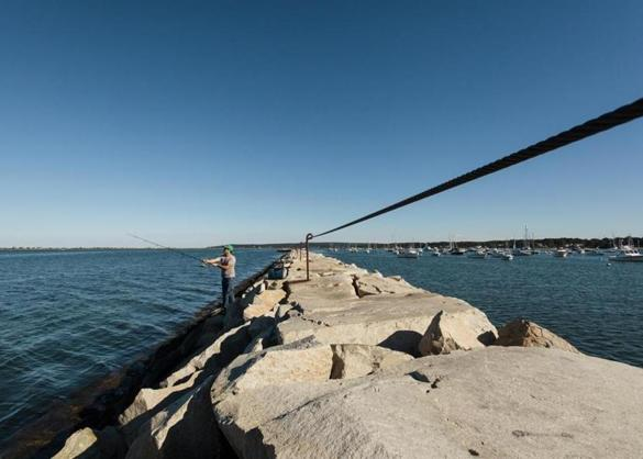 12 Best Fishing Spots In New England The Boston Globe