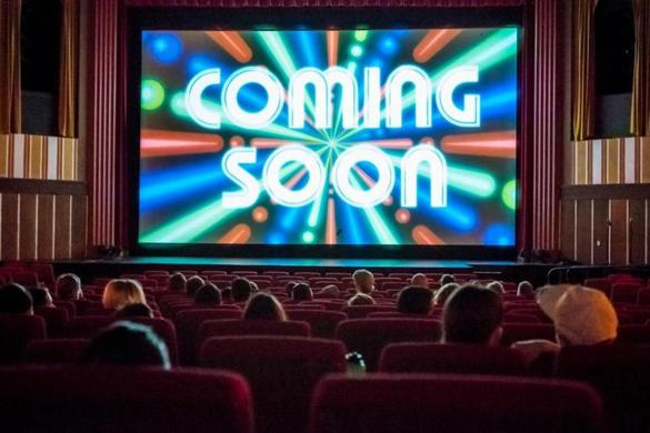 Movie theaters trailers