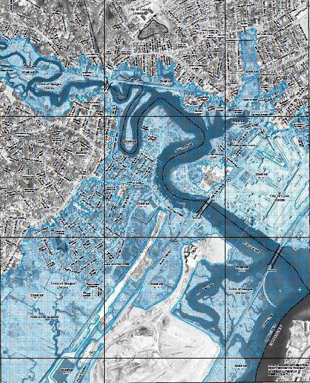 FEMAs Redrawn Flood Maps Brings Protests From Homeowners