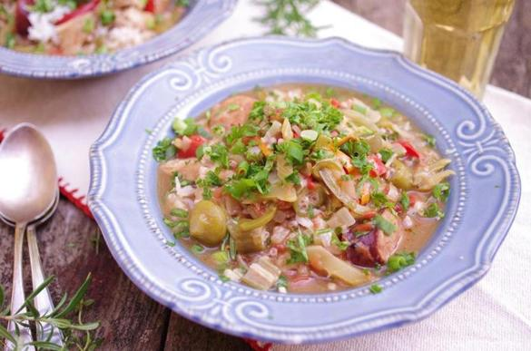Chicken Gumbo With Andouille Sausage Recipes — Dishmaps