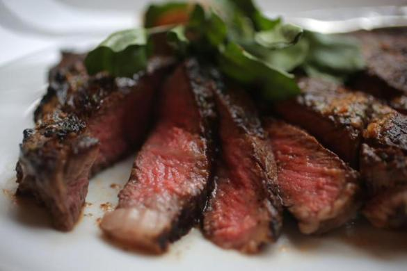 Restaurant review boston steakhouse grill 23 is tried and for Steak boston