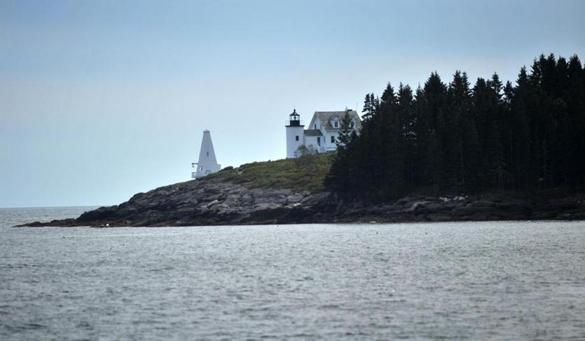 Mosquito Island Maine Try to Buy Maine Island to