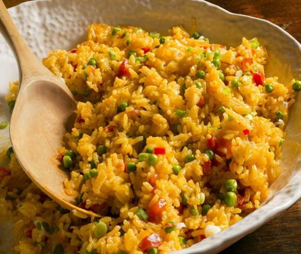 Recipes for yellow rice dishes from around the world - The Boston ...