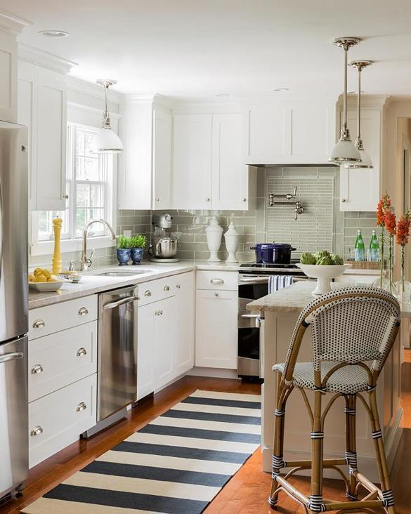 Kitchen design allows more prep space, storage   The ...