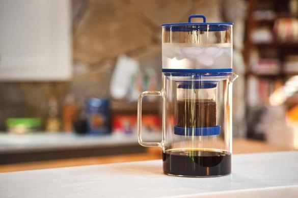 Cold coffee? Cold Bruer aims to help