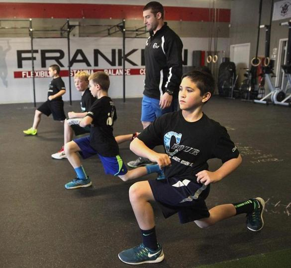 Children S Youth Sports: More Young Athletes Work Out For Sports