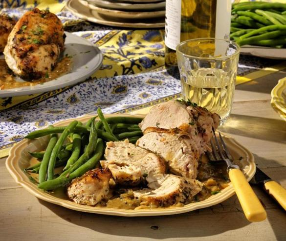 Recipes for chicken and potatoes with Herbes de Provence - Magazine ...