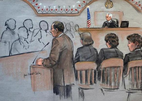 Tsarnaev trial focuses debate on cameras in courtrooms ...