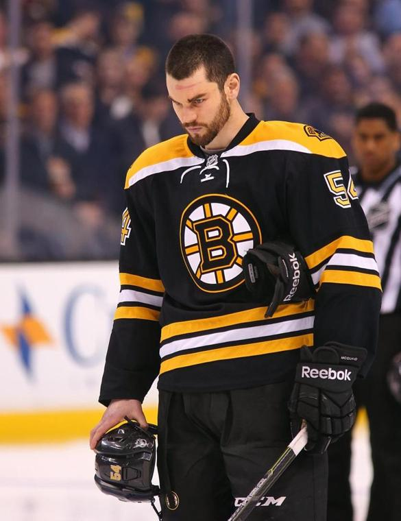 Religion rarely on display across the NHL