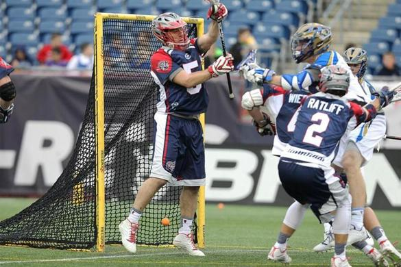 Lacrosse: Boston Cannons can't complete rally, fall to Charlotte Hounds