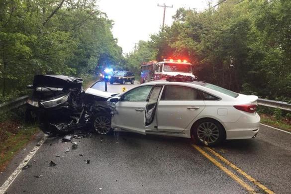 Marshfield Car Accident