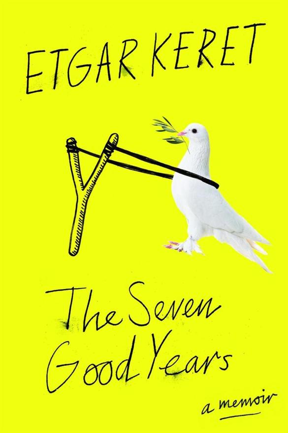 Good Book Cover Pictures : Book review 'the seven good years a memoir by etgar