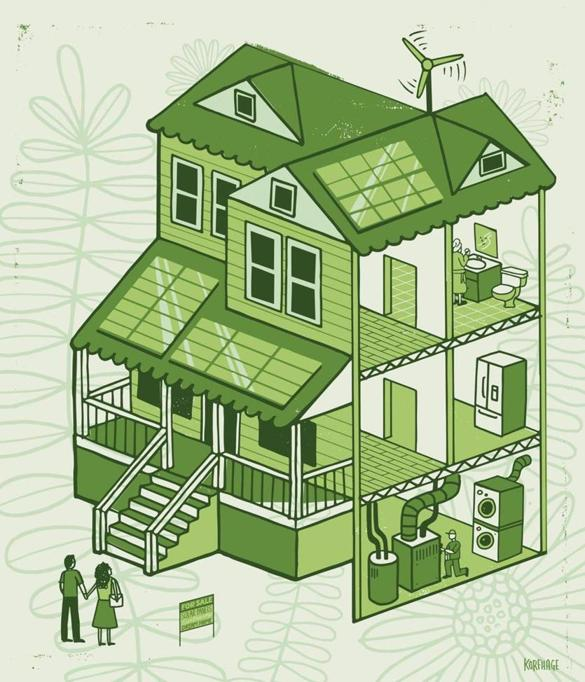 Will Green Improvements Boost Your Home S Value The