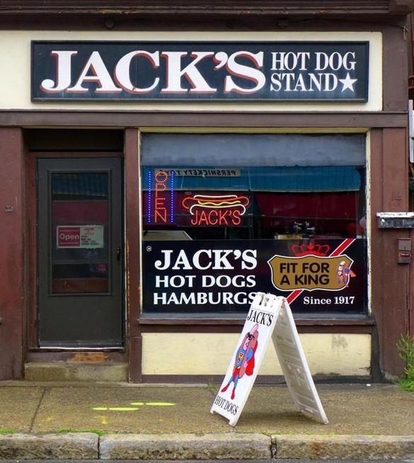 Jacks Hot Dog Stand
