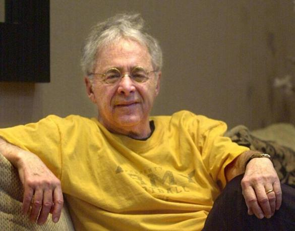 FILE - In this Dec. 20, 2002 file photo, Chuck Barris, the man behind TV's