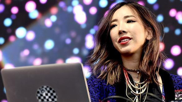 LOS ANGELES, CA - NOVEMBER 12: TOKiMONSTA performs on Camp Stage during day one of Tyler, the Creator's 5th Annual Camp Flog Gnaw Carnival at Exposition Park on November 12, 2016 in Los Angeles, California. (Photo by Kevin Winter/Getty Images)